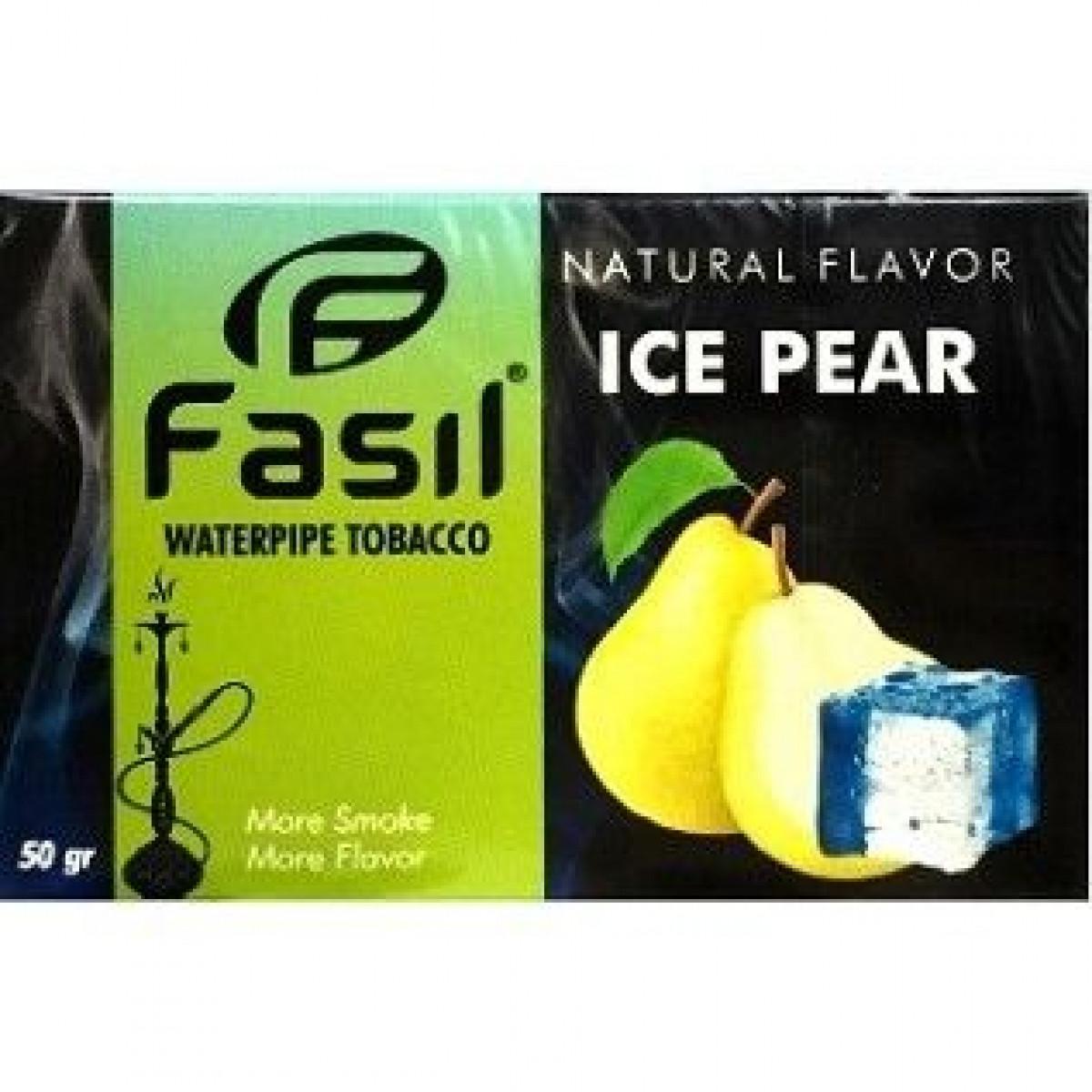 Табак Fasil Ice Pear (Фазил Айс груша) 50 грамм