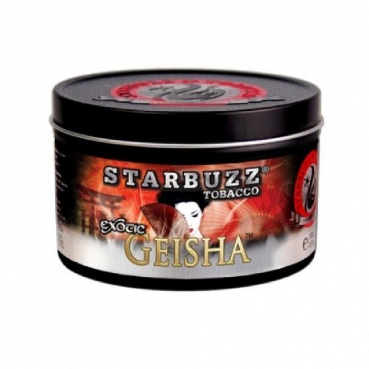 Табак Starbuzz Geisha (Старбазз Гейша) 250 грамм