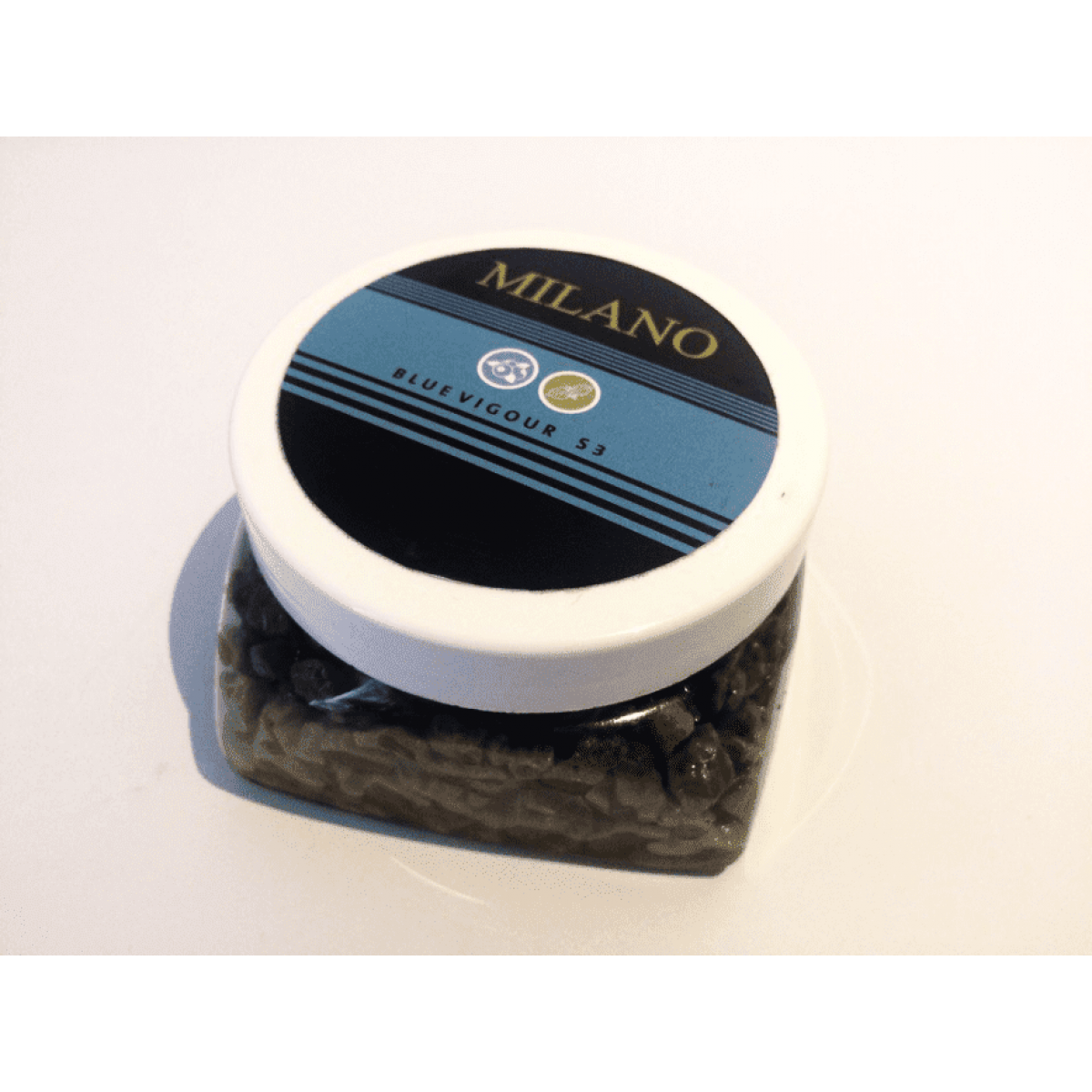 Курительные камни Milano Stones Blue Vigour (Милано Стонс Голубика) 120 грамм