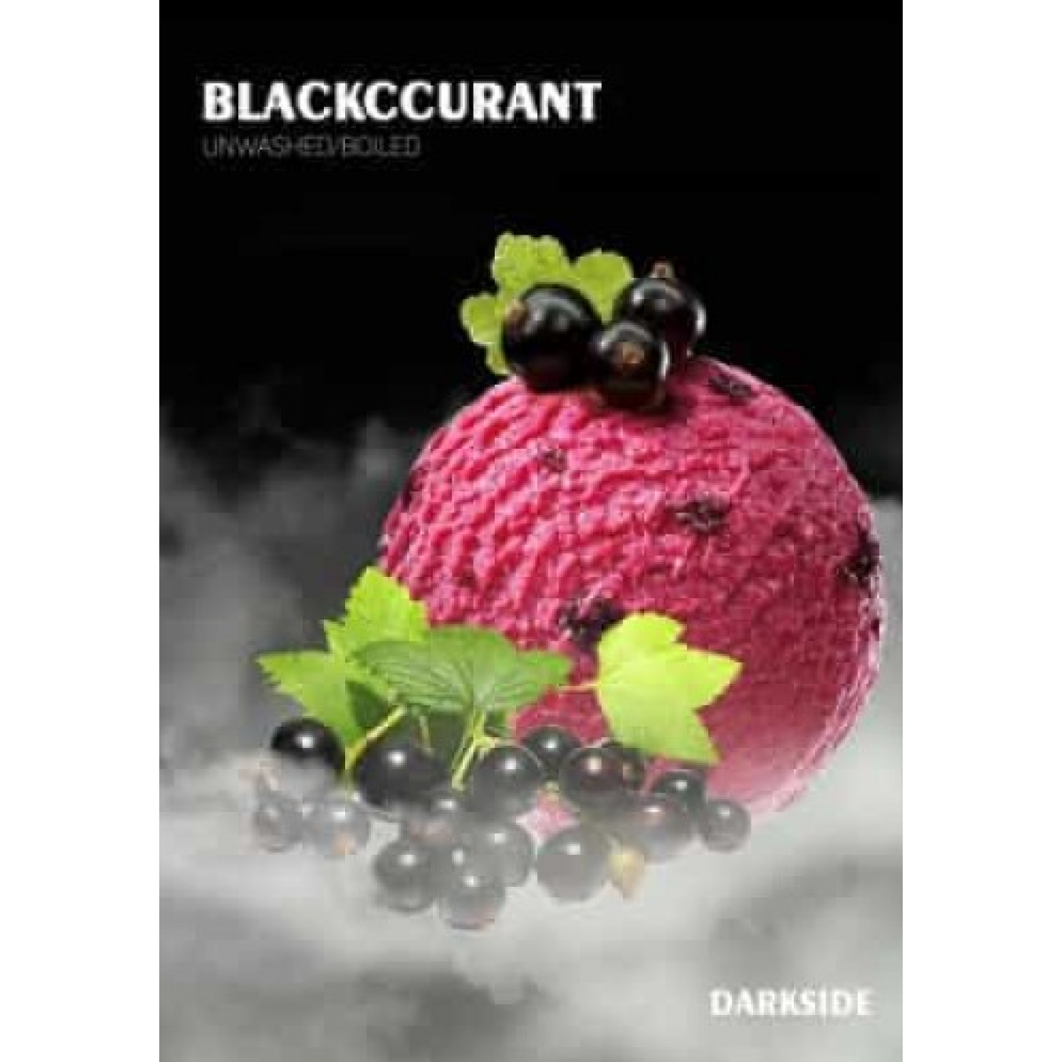 Табак Dark Side Blackccurant (Дарксайд Черная смородина) 250 грамм