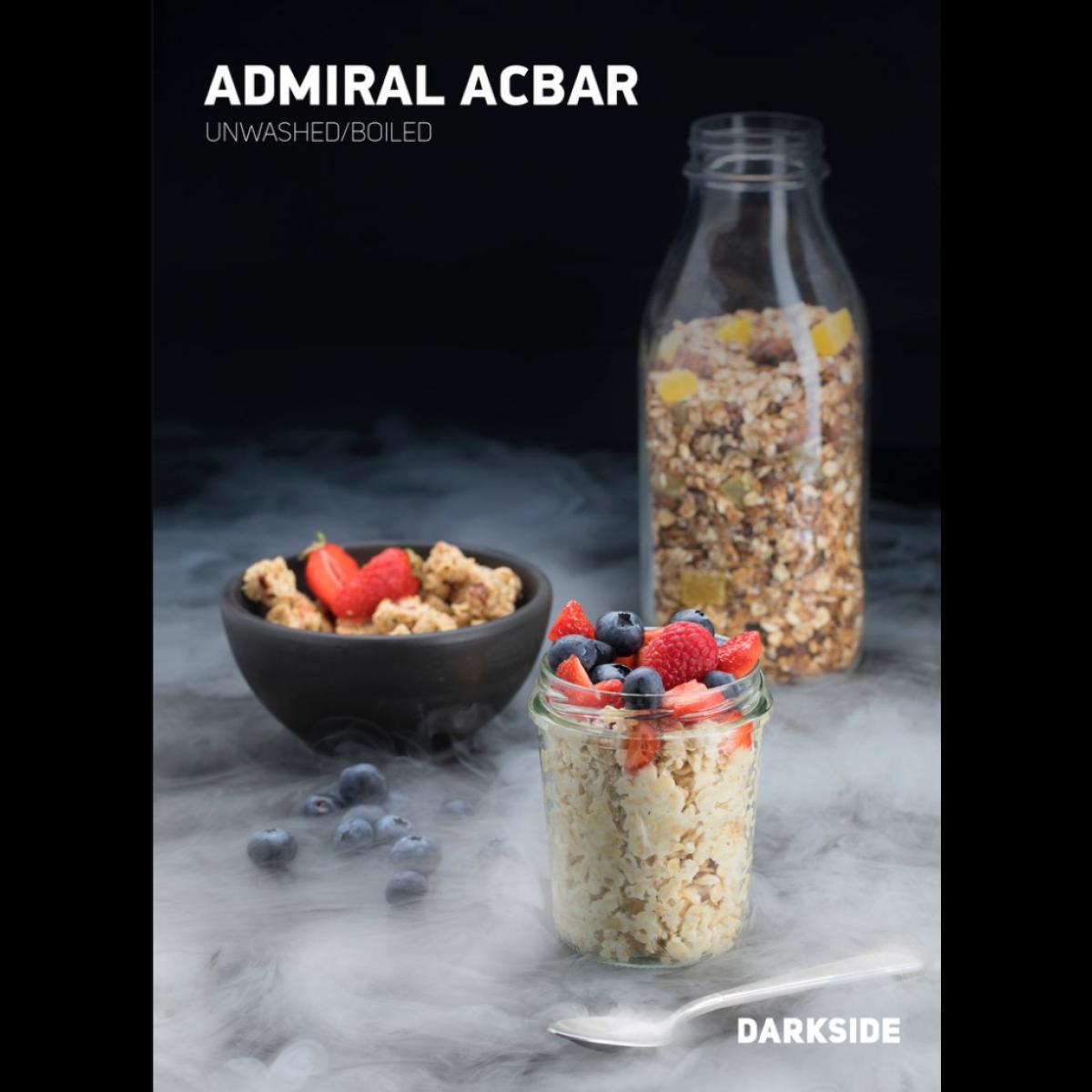 Табак Dark Side Admiral Acbar Cereal (Дарксайд Адмирал Акбар) 250 грамм