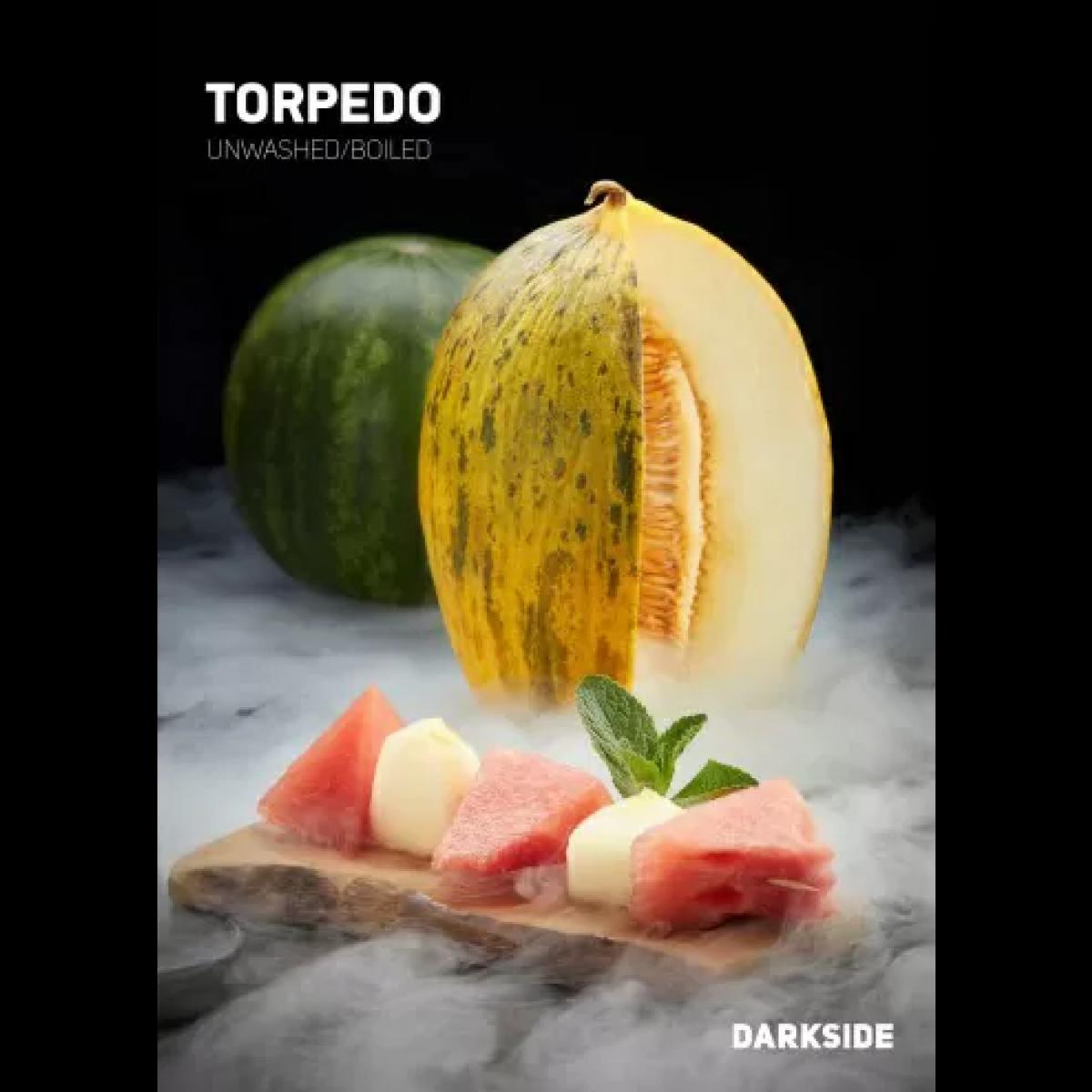 Табак Dark Side Torpedo (Дарксайд Дыня Торпеда) 250 грамм