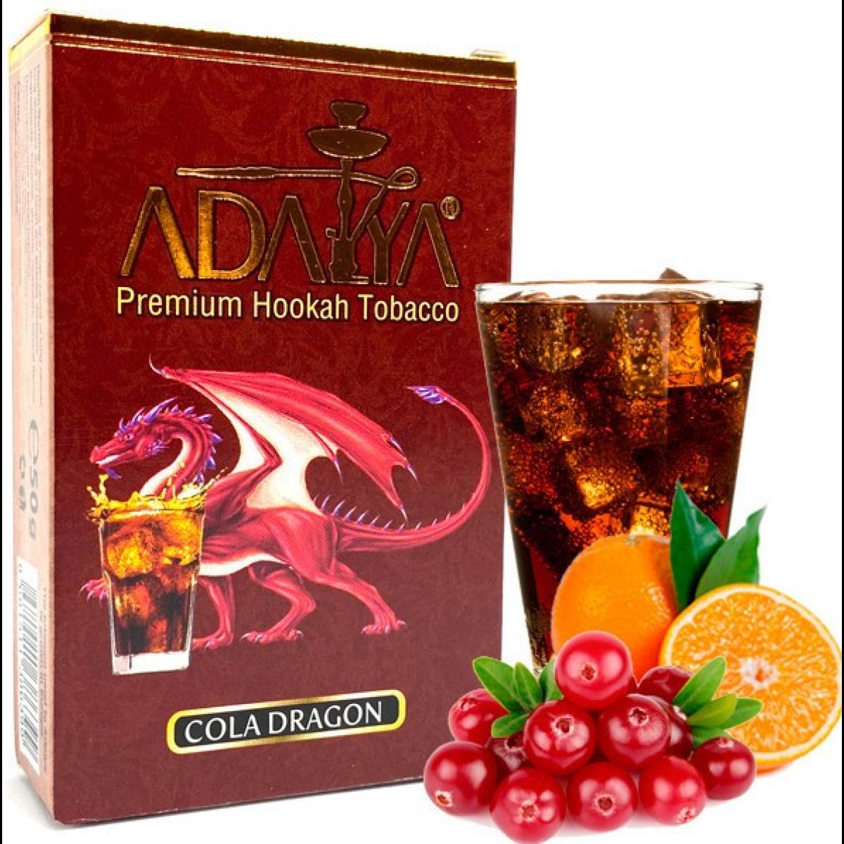 Табак Адалия Кола Дракон (Adalya Cola Dragon) 50 грамм