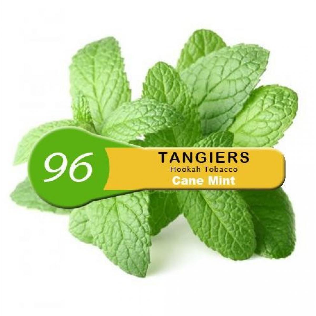 Табак Tangiers Noir Cane Mint 96 (Танжирс Тростниковая мята) 250 г.