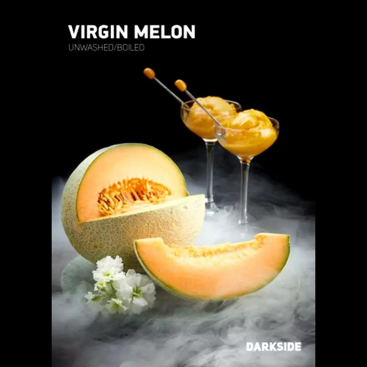 Табак Dark Side Virgin Melon (Дарксайд Чистая дыня) 100 грамм