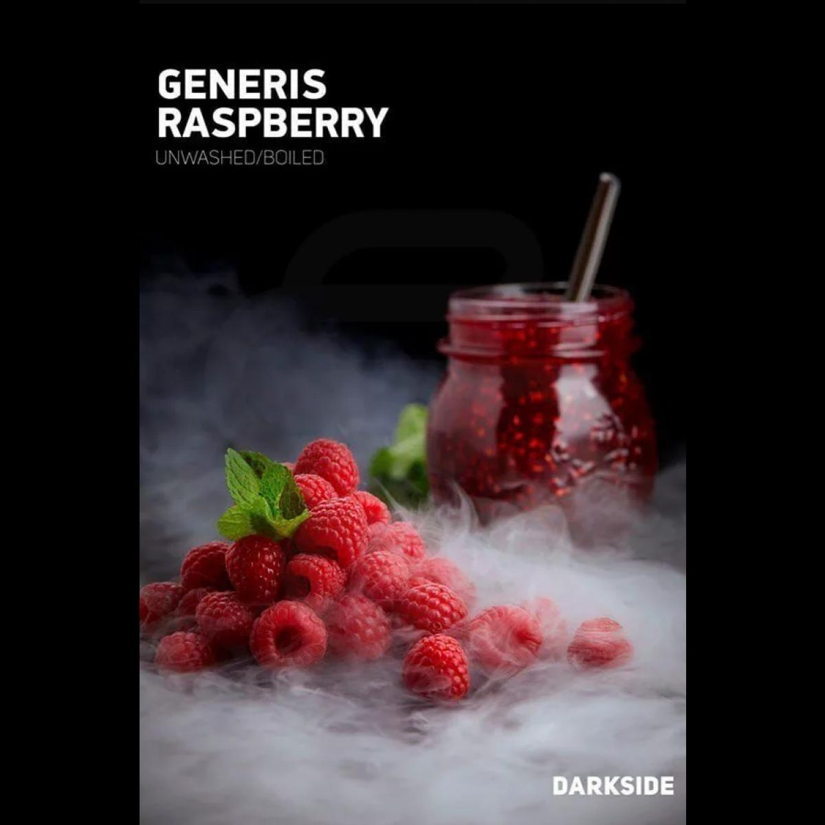 Табак Dark Side Generis Raspberry (Дарксайд Малина) 250 грамм