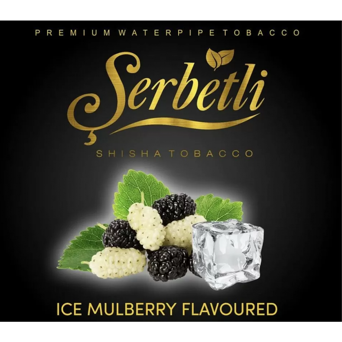 Табак Serbetli Ice Mulberry (Щербетли Айс Шелковица) 50 грамм