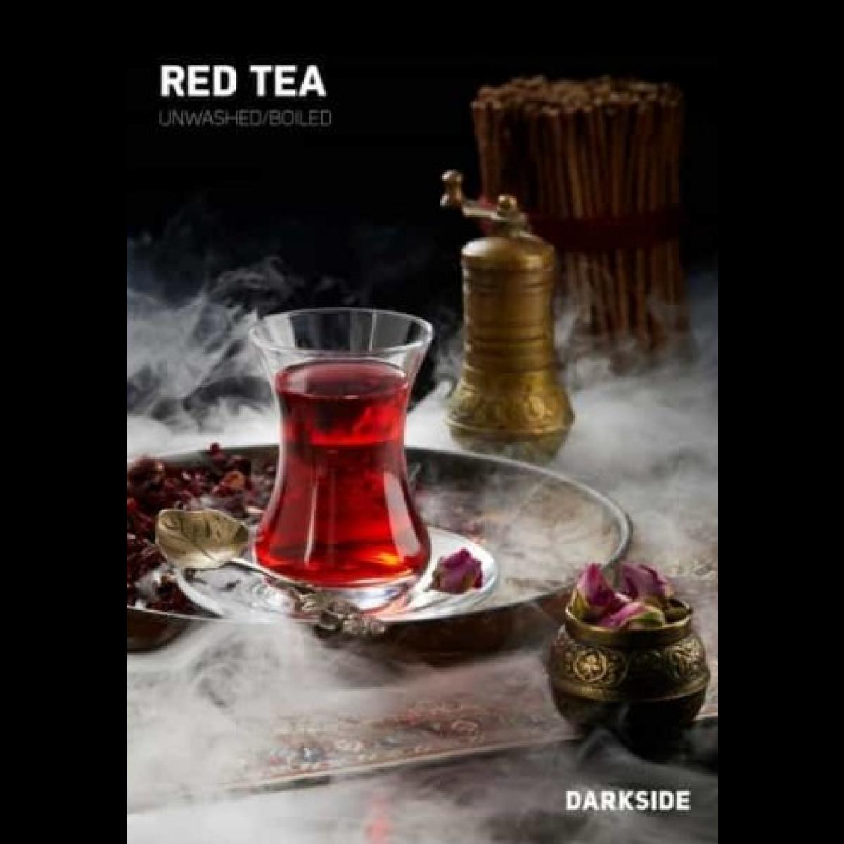 Табак Dark Side Red Tea (Дарксайд Красный Чай) medium 100 грамм