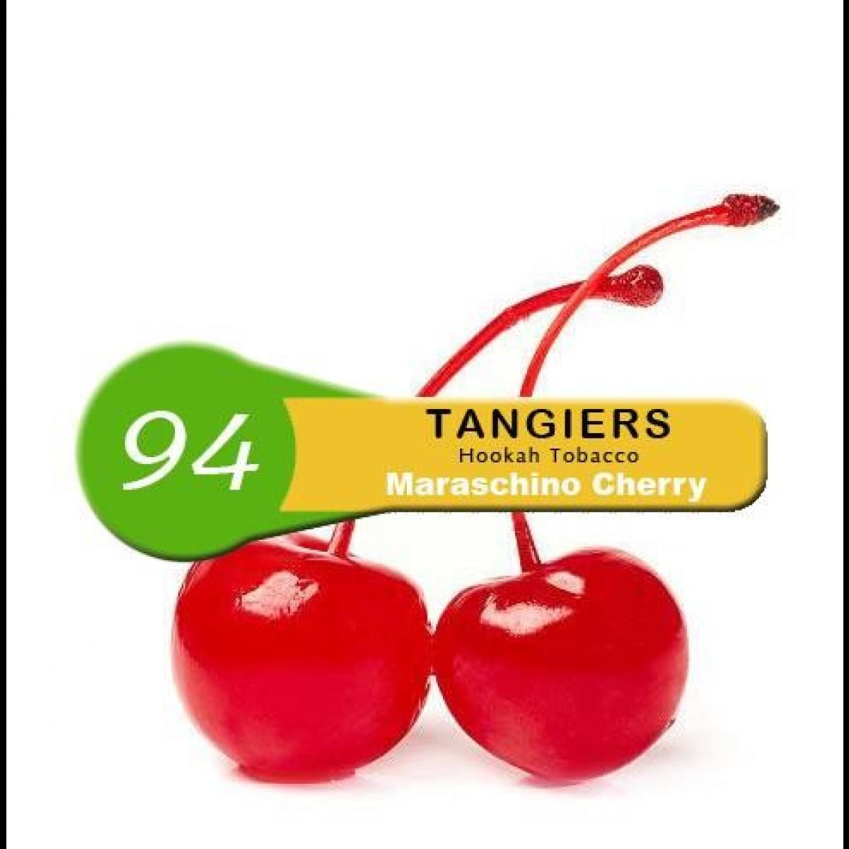 Табак Tangiers Noir Maraschino Cherry 94 (Танжирс Коктейльная вишня) 250 грамм