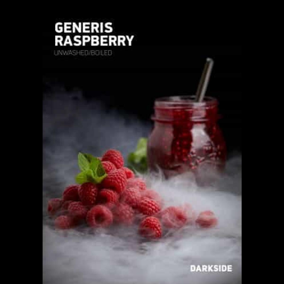 Табак Dark Side Generis Raspberry (Дарксайд Малина) medium 100 грамм