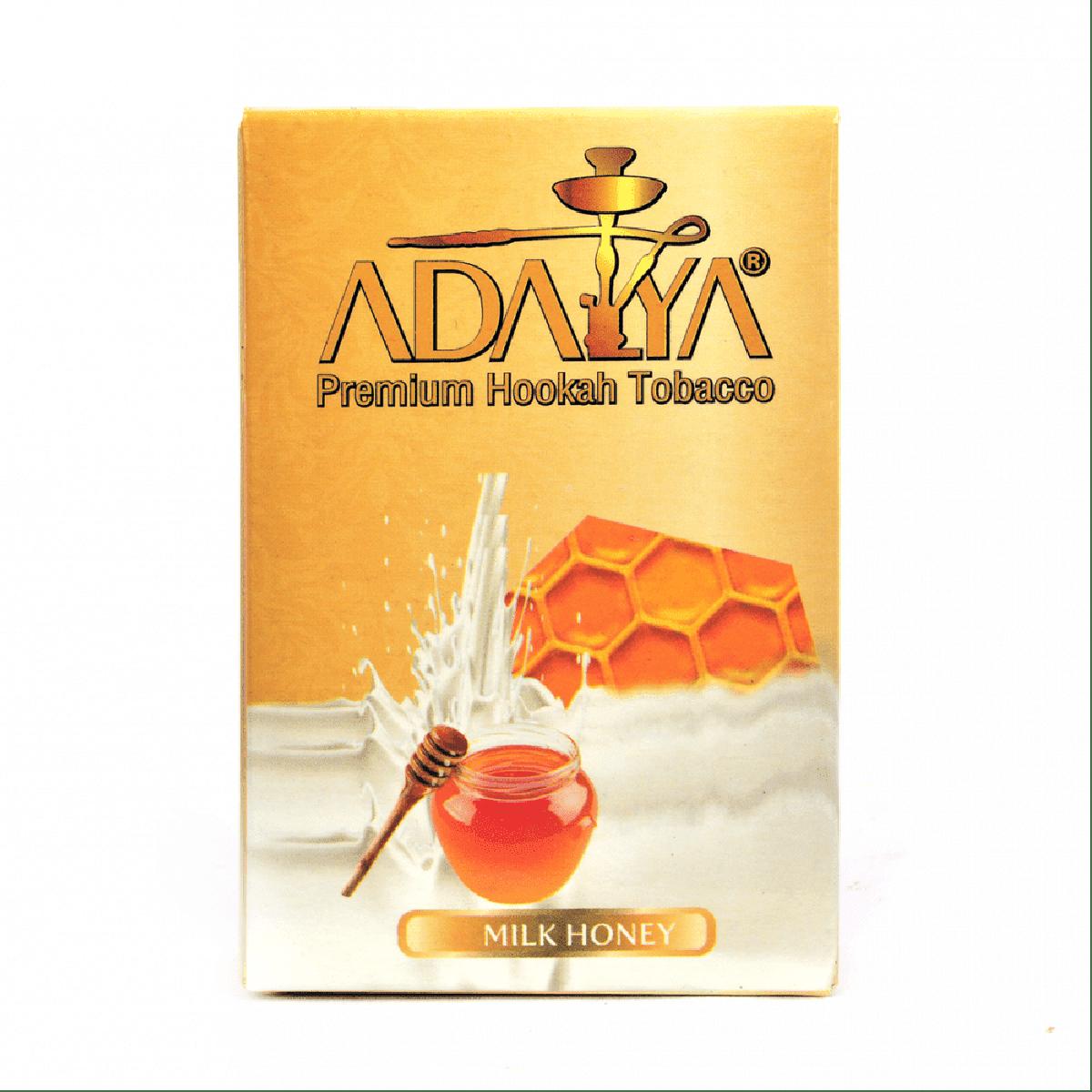 Табак Адалия Молоко с медом (Adalya Honey Milk) 50 грамм