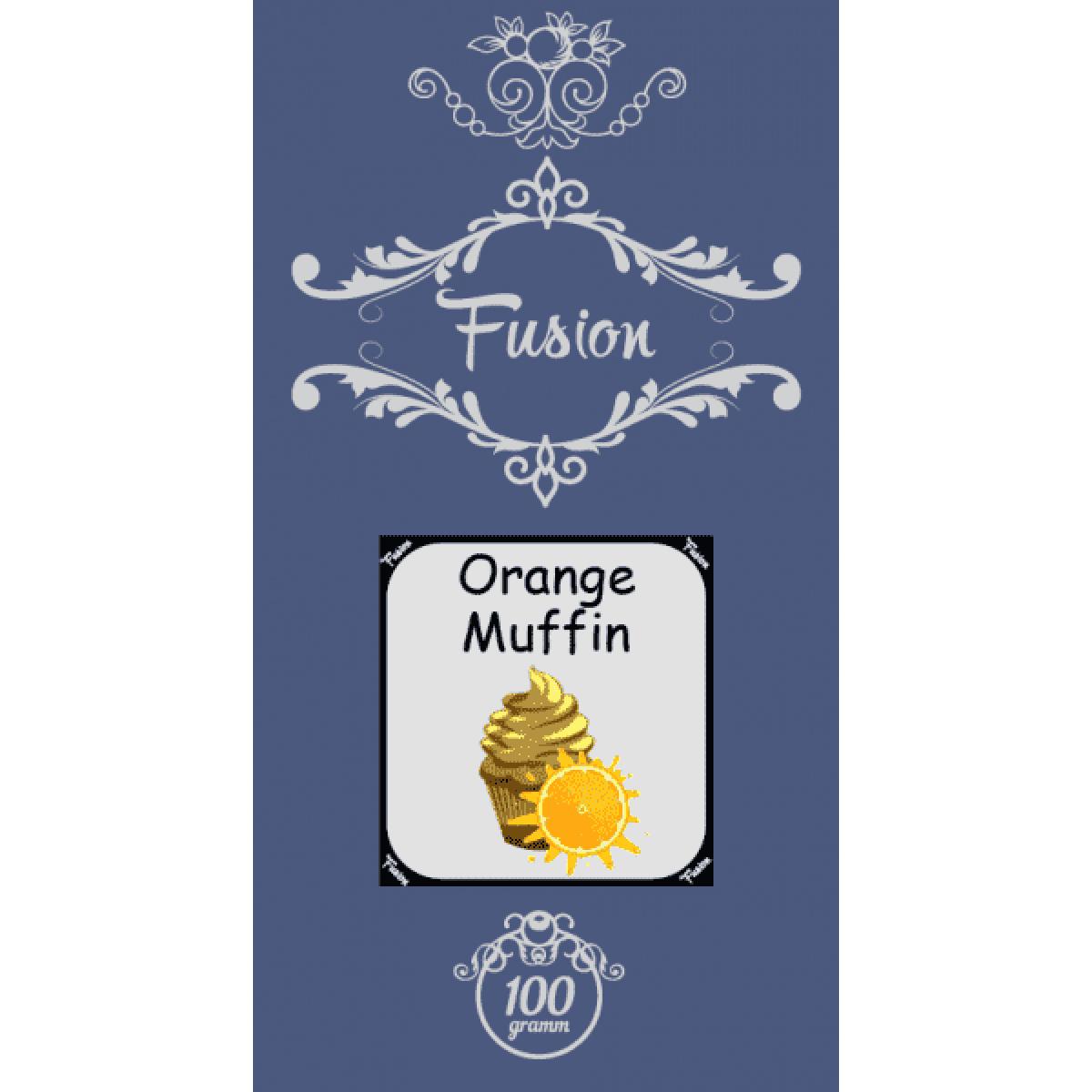 Табак Fusion Orange Muffin (Фьюжн Апельсиновый маффин) 100 г.