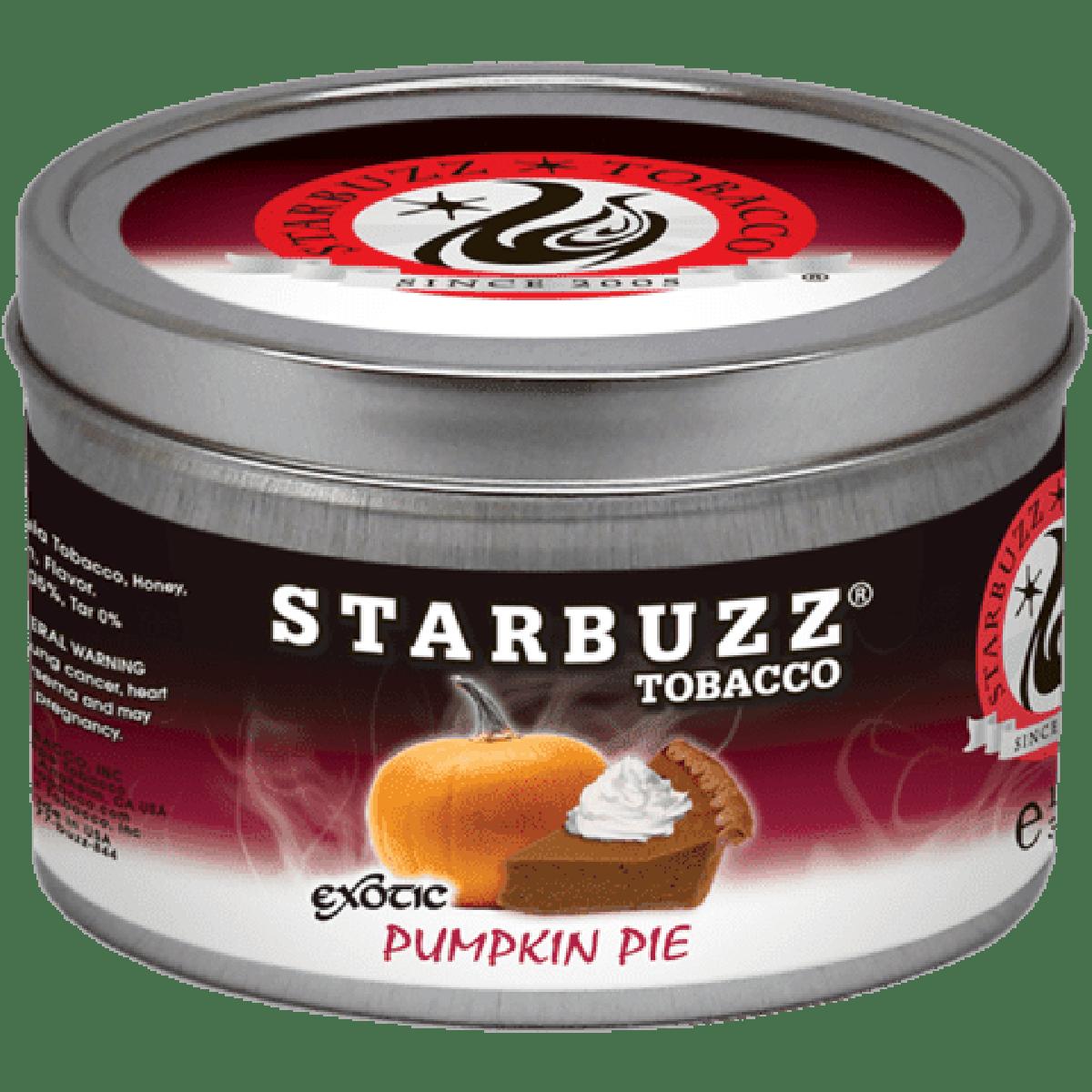 Табак Starbuzz Pumpkin Pie (Старбаз Тыквенный Пирог) 250 грамм