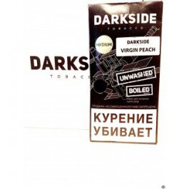 Табак Dark Side Virgin Peach (Дарксайд Персик) medium 250 г.