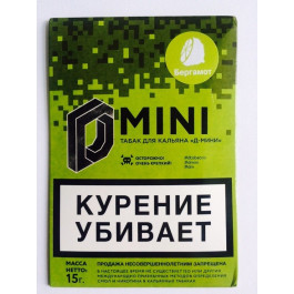 Табак Doobacco Mini Бергамот 15 г.