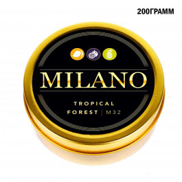 Табак Milano Tropical Forest (Милано Тропический лес) 200 грамм