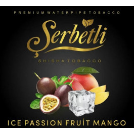 Табак Serbetli Ice Passion Fruit Mango (Щербетли Айс Манго Маракуйя) 50 грамм