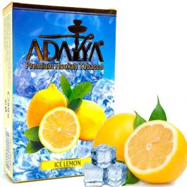 Табак Adalya Ice Lemon (Адалия Айс лимон) 50 грамм