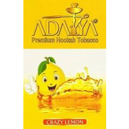 Табак Адалия Крейзи Лимон (Adalya Crazy Lemon) 50 г.