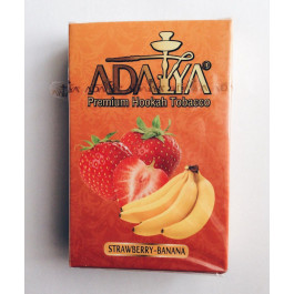 Табак Адалия Клубника банан (Adalya Strawberry Banana) 50 грамм.