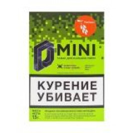 Табак Doobacco Mini Барбарис 15 г.