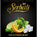 Табак Serbetli Ice Citrus Mint (Щербетли Айс Цитрус с Мятой) 50 грамм