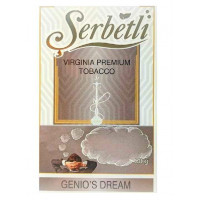Табак Serbetli Genio's Dream (Щербетли Мечта Гения) 50 грамм