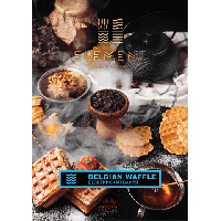 Табак Element Water Belgian Waffle (Элемент Вода Бельгийские Вафли) 100 грамм