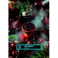 Табак Element Water Cherry (Элемент Вода Вишня) 100 грамм