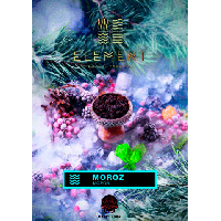 Табак Element Water Moroz (Элемент Вода Мороз) 100 грамм