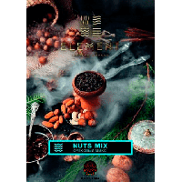 Табак Element Water Nuts Mix (Элемент Вода Ореховый Микс) 100 грамм