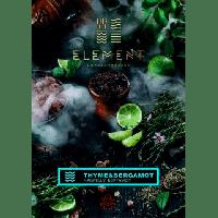 Табак Element Water Thyme Bergamot (Элемент Чабрец с Бергамотом) 100 грамм
