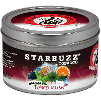 Табак Starbuzz Hard Rush (Старбаз Хард Раш) 100 грамм