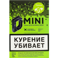 Табак Doobacco Mini Черника 15 г.
