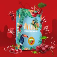 Безникотиновая Смесь Aloha (Алоха Вишня) 100 грамм