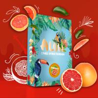Безникотиновая Смесь Aloha (Алоха Грейпфрут) 100 грамм