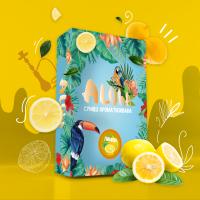 Безникотиновая Смесь Aloha (Алоха Лимон) 100 грамм