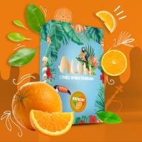 Безникотиновая Смесь Aloha (Алоха Апельсин) 100 грамм