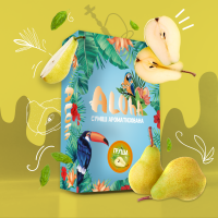Безникотиновая Смесь Aloha (Алоха Груша) 100 грамм
