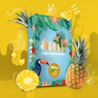 Безникотиновая Смесь Aloha (Алоха Ананас) 100 грамм