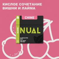 Табак для кальяна Nual Chime (Нуал Вишня с Лаймом) 100 грамм