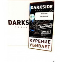 Табак Dark Side Spicy Pear (Дарксайд Пряная Груша) medium 250 г.