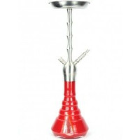 Кальян Kaya Shisha Red Windows INOX 630 CE-T Click 2S