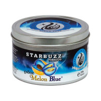 Табак Starbuzz Melon Blue (Старбаз Голубая дыня) 250 грамм