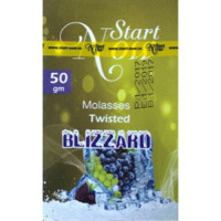 Табак Start Now Blizzard Twisted (Твитская метель) 50 грамм