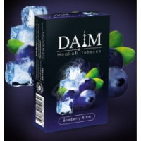 Табак Daim ice Blueberry (Даим Айс черника) 50 грамм