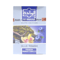 Табак Al Waha Elite Edition Blue Touch (Альваха Блу Тач) 50 грамм