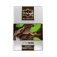 Табак Al Waha Elite Edition After Nine (Аль ваха После девяти) 50 грамм