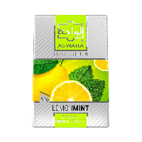 Al Waha Elite Editon Lemon Mint (Альваха Лимон Мята) 50 грамм