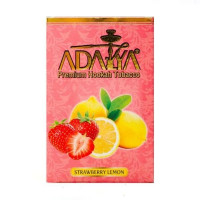 Табак Adalya Strawberry lemon (Адалия лимон клубника) 50 грамм